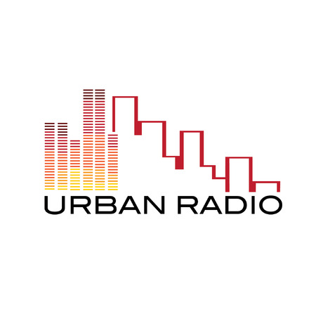 radio station: urban radio concept