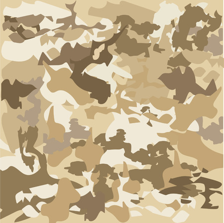 army camo: Vector camouflage pattern