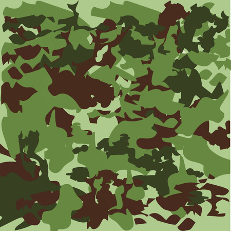fatigues: Vector camouflage pattern