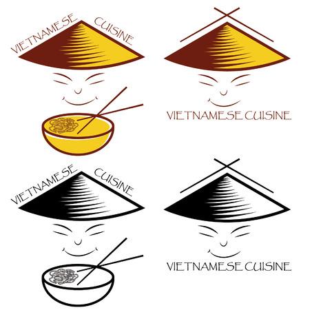 spicy mascot: Vietnamese cuisine