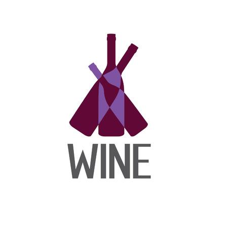 tipple: wine vector design template