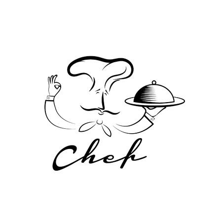 chef vector design template Vector