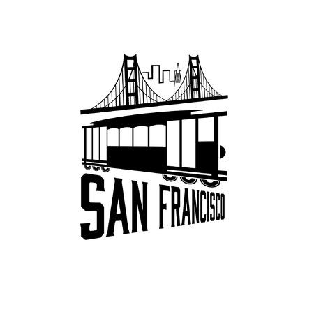San Francisco ゴールデン ゲート ブリッジ、トラム
