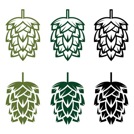Hops design template