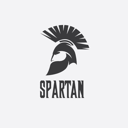 antiques: Old Vintage Antiques Spartan warrior design template