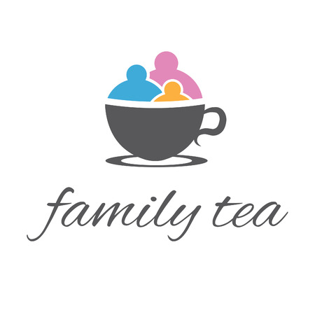 abstract family: Illustration of abstract family. Vector