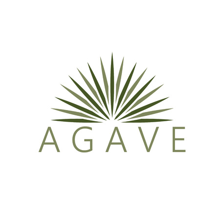 Agave Vektor Entwurfsvorlage