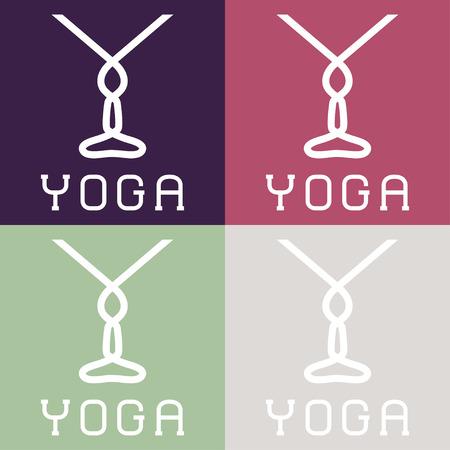 yoga monogram