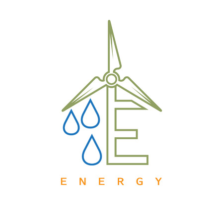 nontraditional: Illustration of concept alternative energy