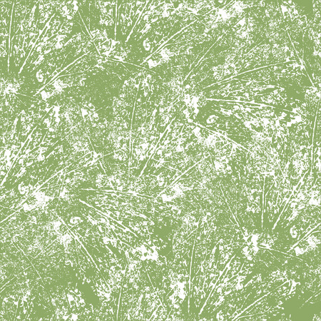 nature pattern: Leavesflowers hand drawn grunge background seamless pattern. Vector Illustration