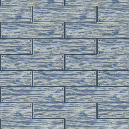 plywood texture: Seamless pattern old wood desk. Vector illustration