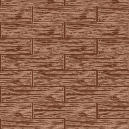 old desk: Seamless pattern old wood desk. Vector illustration