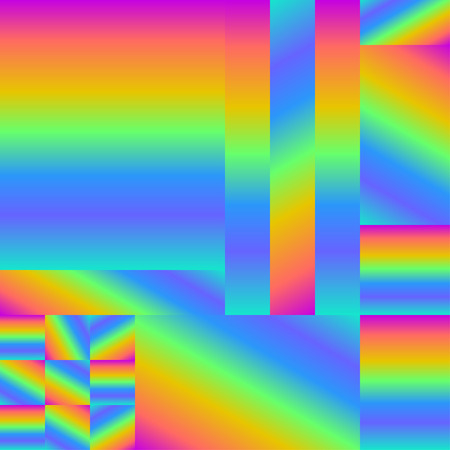 Abstract holographic foil background. Vector illustration.