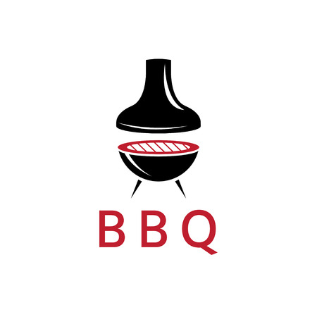 bbq and grill vector design template