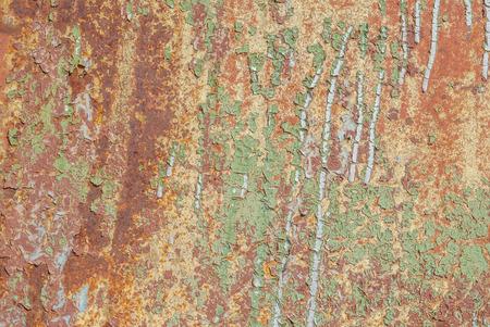 pitting: background of rusty metal, grunge metal surface