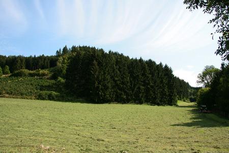 Landschap Stockfoto