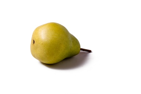 exempted: pear Stock Photo