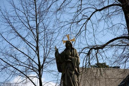 Heilige standbeeld