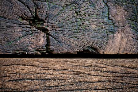beautiful old wood background Archivio Fotografico