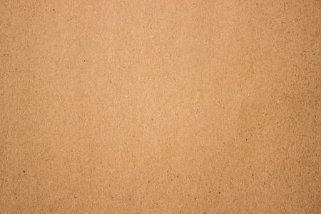 ビンテージの茶色のクラフト ペーパー シートの背景 写真素材