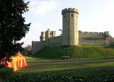 slits: Warwick Castle