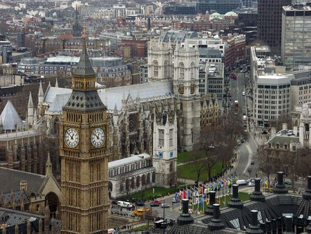 Big Ben & London photo