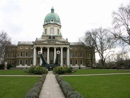 Imperial War Museum  in London Stok Fotoğraf - 241269