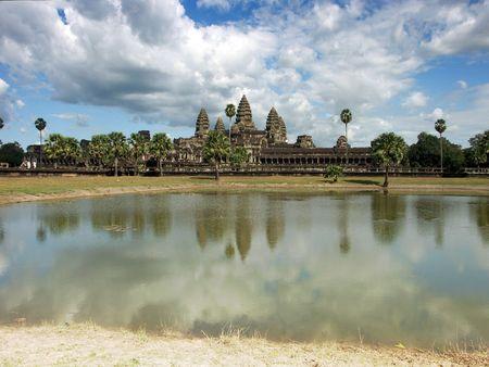 Angkor Wat Temple - Siem Reap, Cambodia