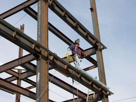 Construction worker Reklamní fotografie