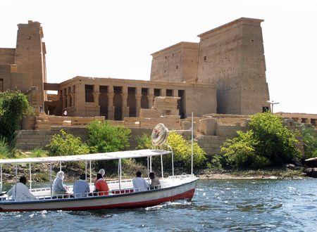 エジプト ナイル川クルーズ
