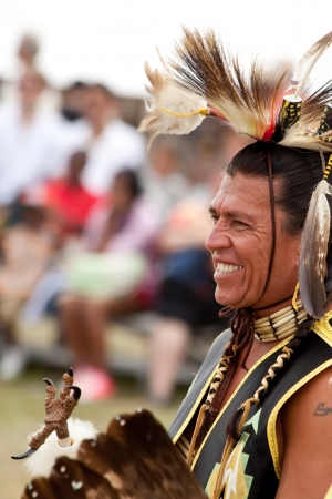 pow wow: Pow Wow Native American Festival at Floyd Bennett Field on June 6, 2010 in Brooklyn, NY