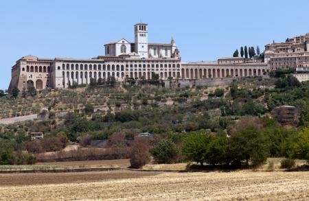 Basilica of San Francesco d Stock Photo