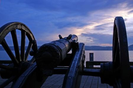 bombard: Cannone antico