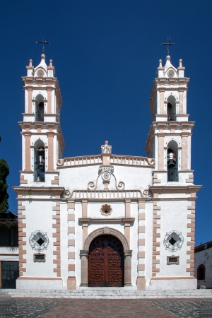 Catholic church in Taxco, Mexico