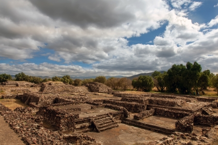 mesoamerica: Teotihuacan is an enormous archaeological site in the Basin of Mexico, just 30 miles northeast of Mexico City, containing some of the largest pyramidal structures built in the pre-Columbian Americas