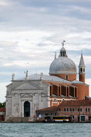 Church of the Most Holy Redeemer commonly known as Il Redentore, is a 16th-century Roman Catholic church located on Giudecca island in Venice, Italy.