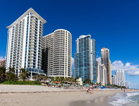 플로리다 주 써니 아일 즈에있는 고급 호텔