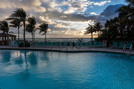 DoubleTree Resort Hotel Ocean Point, North Miami Beach in Sunny Isles, Florida
