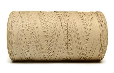 Structure white coarse thread