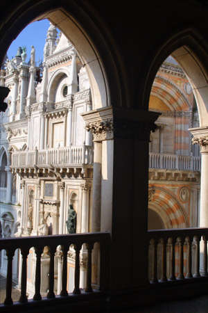 ducale: Courtyard of Palazzo Ducale