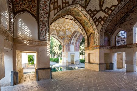 Fin Garden in Kashan is one of the most astonishing architectureal marvels in the world. The amount of intricate
