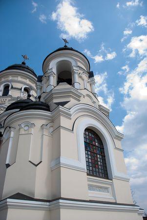 ortodox: Facade of church ortodox