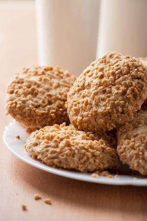 Homemade Peanut cookies