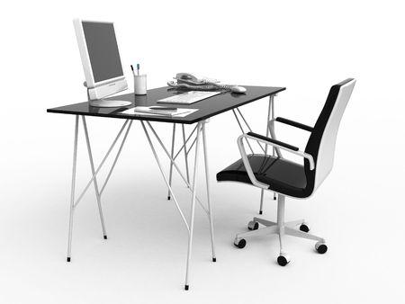 lustre: Workplace