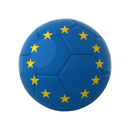 ec: European football for europes championship.