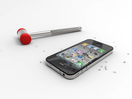 broken telephone: mobile devices