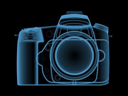 x ray image: X-ray of a digital camera