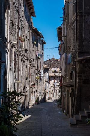 tuscia: Bagnaia (Viterbo, Italy) - Town and Villa Lante