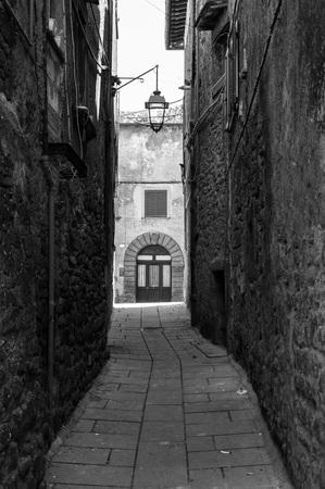viterbo: Bagnaia (Viterbo, Italy) - Town and Villa Lante