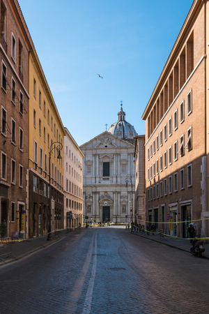 navona: ROME, ITALY - APRIL 10 2016 - A recent visit to Rome, the capital of Italy. In this picture: Piazza Navona